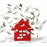 Money House Clipart
